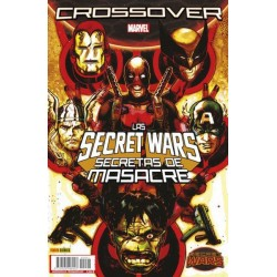 SECRET WARS: CROSSOVER Nº 1 MASACRE