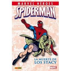 MARVEL HÉROES Nº 16 SPIDERMAN: LA MUERTE DE LOS STACY
