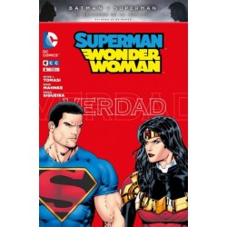 SUPERMAN / WONDER WOMAN Nº 4