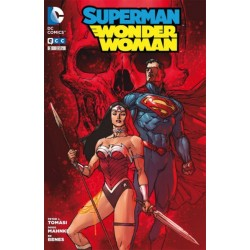 SUPERMAN / WONDER WOMAN Nº 3
