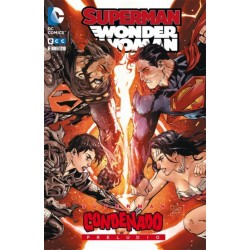SUPERMAN / WONDER WOMAN Nº 2