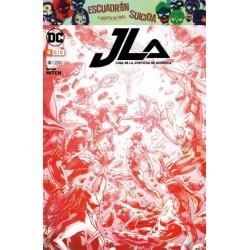 JLA: LIGA DE LA JUSTICIA DE AMÉRICA Nº 8