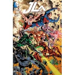 JLA: LIGA DE LA JUSTICIA DE AMÉRICA Nº 7