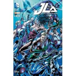 JLA: LIGA DE LA JUSTICIA DE AMÉRICA Nº 4