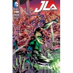 JLA: LIGA DE LA JUSTICIA DE AMÉRICA Nº 3