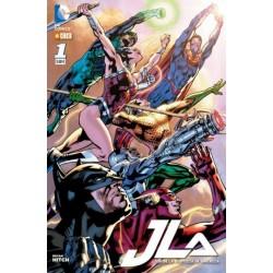 JLA: LIGA DE LA JUSTICIA DE AMÉRICA Nº 1