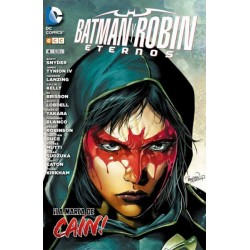 BATMAN Y ROBIN: ETERNOS Nº 4