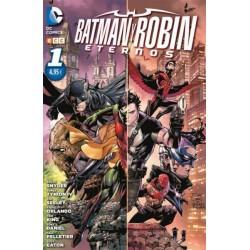 BATMAN Y ROBIN: ETERNOS Nº 1