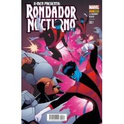 X-MEN VOL.4 Nº 61 RONDADOR NOCTURNO