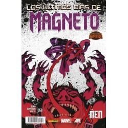 X-MEN VOL.4 Nº 59 LOS ÚLTIMOS DÍAS DE MAGNETO