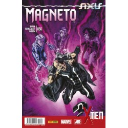 X-MEN VOL.4 Nº 56 MAGNETO