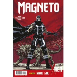 X-MEN VOL.4 Nº 55 MAGNETO