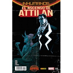 INHUMANOS Nº 16 EL ASCENSO DE ATTILAN (SECRET WARS)