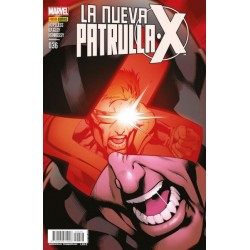 LA NUEVA PATRULLA-X Nº 36