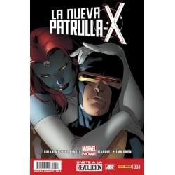 LA NUEVA PATRULLA-X Nº 3