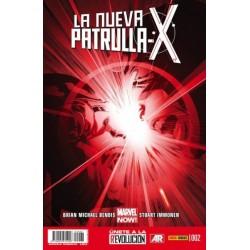 LA NUEVA PATRULLA-X Nº 2