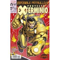 LA IMPOSIBLE PATRULLA-X Nº 42 PROYECTO EXTERMINIO (SECRET WARS)