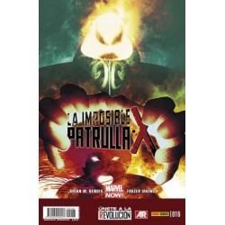 LA IMPOSIBLE PATRULLA-X Nº 16