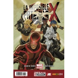 LA IMPOSIBLE PATRULLA-X Nº 14