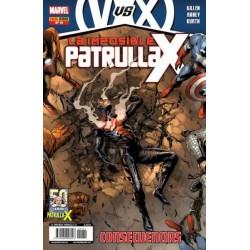 LA IMPOSIBLE PATRULLA-X Nº 11
