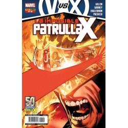LA IMPOSIBLE PATRULLA-X Nº 10