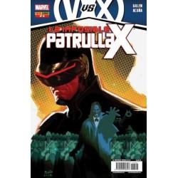 LA IMPOSIBLE PATRULLA-X Nº 8