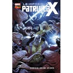 LA IMPOSIBLE PATRULLA-X Nº 3