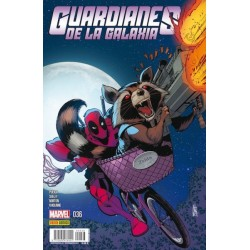 GUARDIANES DE LA GALAXIA VOL.2 Nº 36