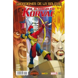 GUARDIANES DE LA GALAXIA VOL.2 Nº 32 LA SAGA DE KORVAC (SECRET WARS)