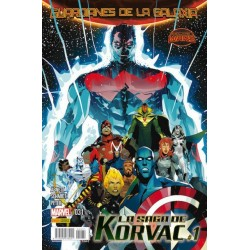 GUARDIANES DE LA GALAXIA VOL.2 Nº 31 LA SAGA DE KORVAC 1 (SECRET WARS)