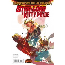 GUARDIANES DE LA GALAXIA VOL.2 Nº 30 STAR-LORD Y KITTY PRYDE