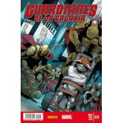 GUARDIANES DE LA GALAXIA VOL.2 Nº 28