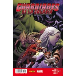 GUARDIANES DE LA GALAXIA VOL.2 Nº 17