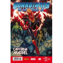 GUARDIANES DE LA GALAXIA VOL.2 Nº 15