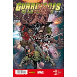 GUARDIANES DE LA GALAXIA VOL.2 Nº 14
