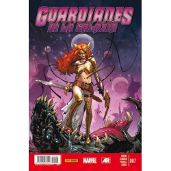 GUARDIANES DE LA GALAXIA VOL.2 Nº 7