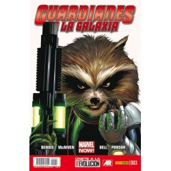 GUARDIANES DE LA GALAXIA VOL.2 Nº 3
