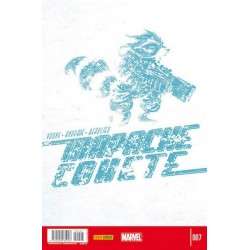 MAPACHE COHETE Y GROOT Nº 7