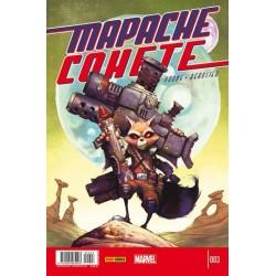 MAPACHE COHETE Y GROOT Nº 3