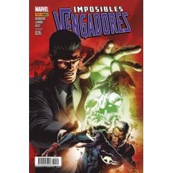 IMPOSIBLES VENGADORES Nº 35