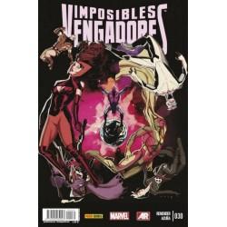 IMPOSIBLES VENGADORES Nº 30