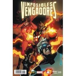 IMPOSIBLES VENGADORES Nº 29