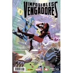 IMPOSIBLES VENGADORES Nº 28