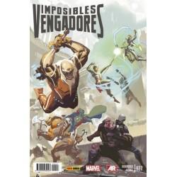 IMPOSIBLES VENGADORES Nº 27