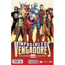 IMPOSIBLES VENGADORES Nº 5