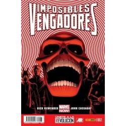 IMPOSIBLES VENGADORES Nº 2