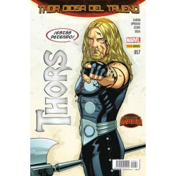 THOR VOL.5 Nº 57 DIOSA DEL TRUENO: THORS (SECRET WARS)