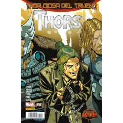 THOR VOL.5 Nº 56 DIOSA DEL TRUENO: THORS (SECRET WARS)
