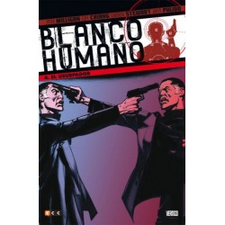 BLANCO HUMANO Nº 4 EL USURPADOR