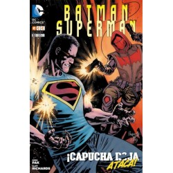 BATMAN/SUPERMAN Nº 32